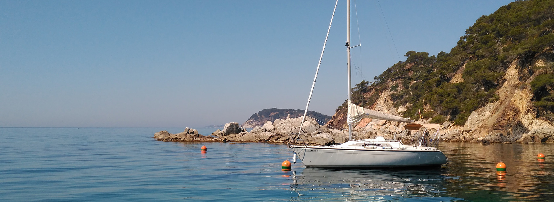 Sailing excursions from Palamós