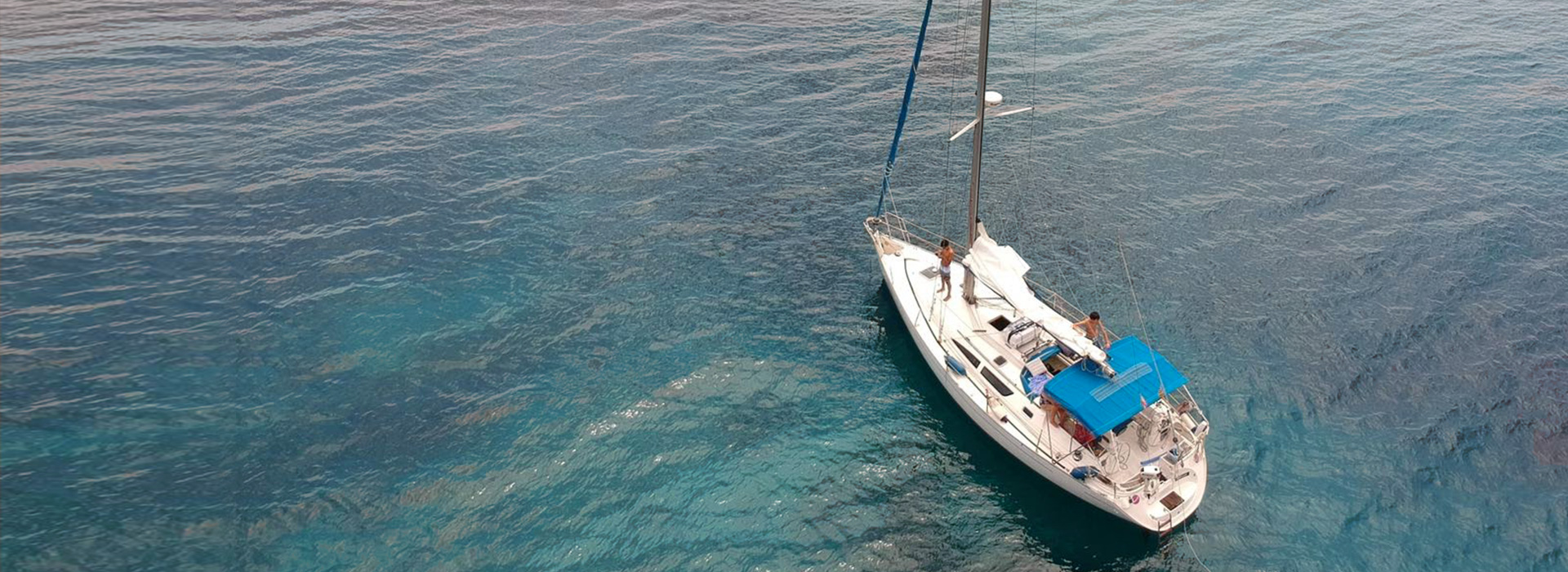 Sailing experience in Costa Brava